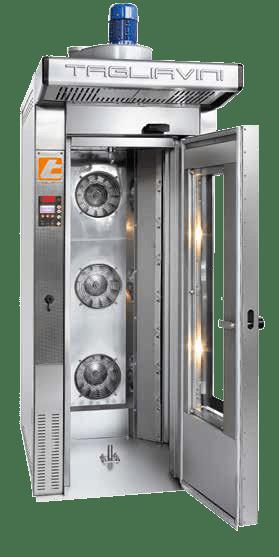 Tagliavini | Rotovent Rack Oven | Bakery Equipment