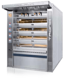 Industrial Deck Oven | Electric, High Capacity | Bakery Equipment