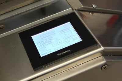 Colbake Gentle Volumetric Dough Divider Controls