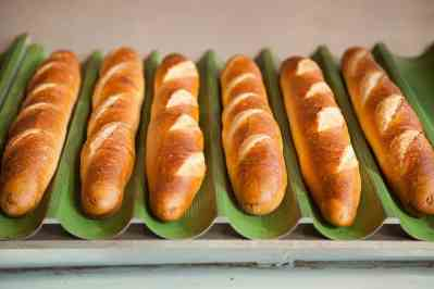 Colbake Automatic Panning System | Wholesale Baguette Production