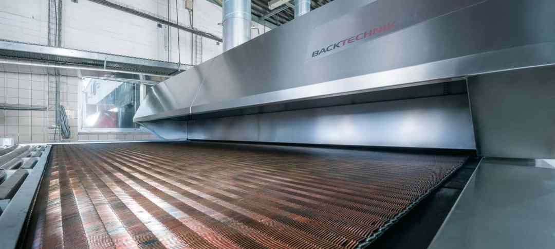 Backtechnik | Winkler | WP Bakery Group Cyclothermic Tunnel Oven