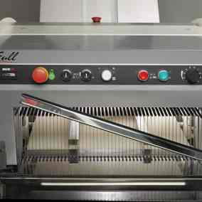 JAC Full Bread Slicer | Control Panel