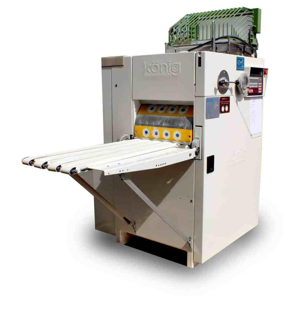 Used Koenig Divider Rounder   Rebuilt, Reconditioned   Industrial Bakery Equipment