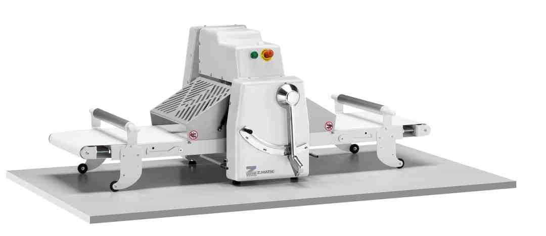 Z.Matik 507BL Table Top Sheeter | Tekno Stamap, Rondo, Fritsch