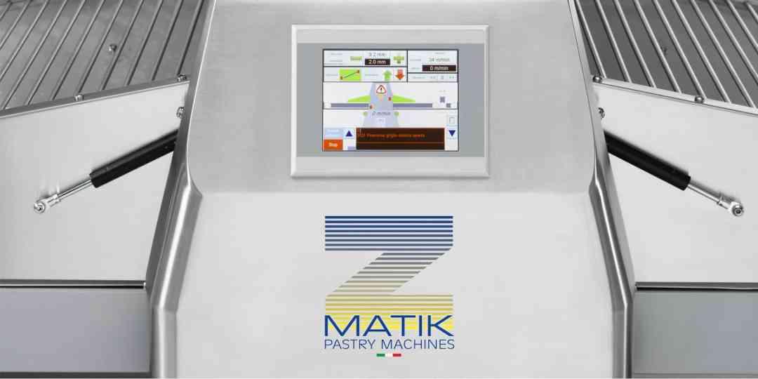Reversible Sheeters | ZMatik Pastry Machines