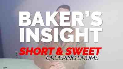 Ordering Drums