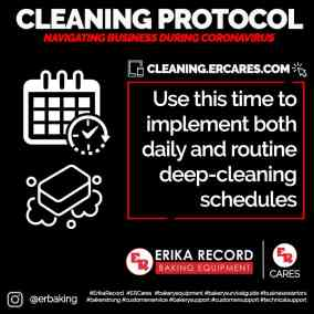 Implementing Cleaning Protocols