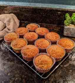 ER Bakes – Austin's Banana Muffins