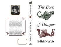 Alternate Book of Dragons Cover Design Erika Schnatz