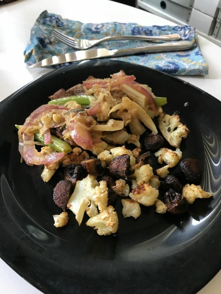 Pork Chops from the Green Chef Keto box | Erika's Gluten-free Kitchen www.erikasglutenfreekitchen.com