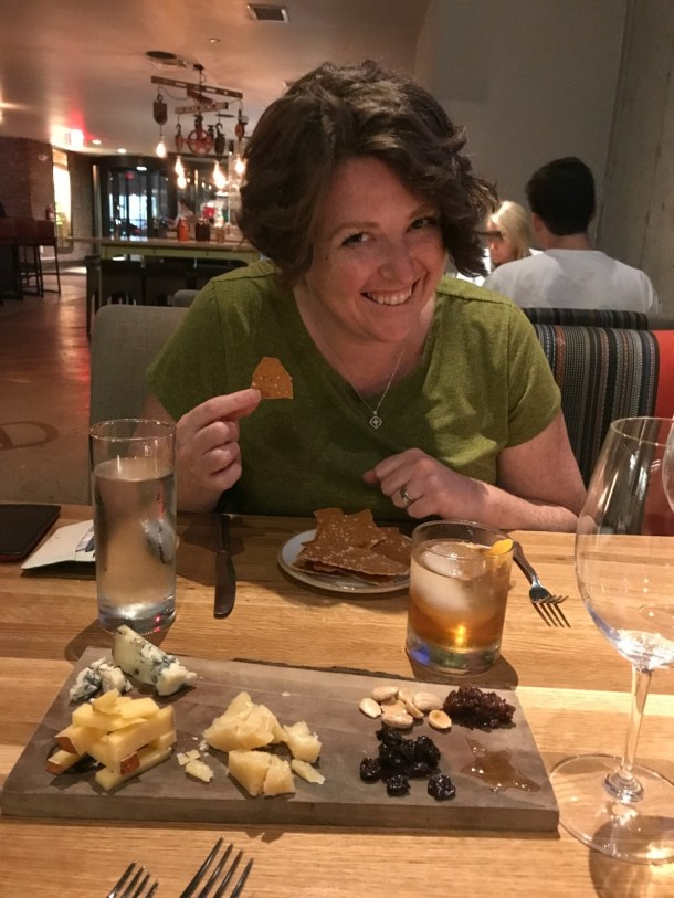 Maureen and the Urban Farmer Cheese Plate — Where to Eat Gluten-free in Cleveland | erikasglutenfreekitchen.com