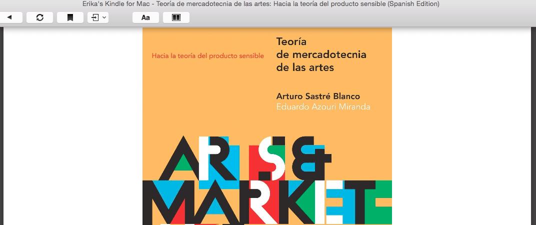 Marketing cultural… esperando a Arturo Sastré en Sonora.