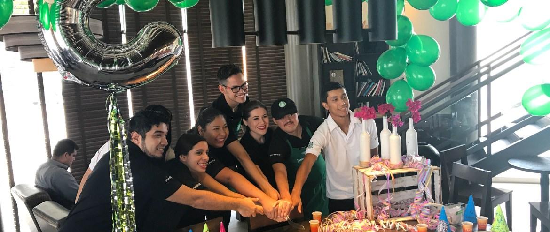 Comunidad Starbucks Obregón, Parte 3. (2017)