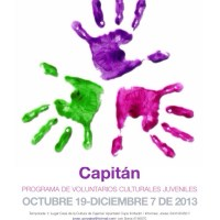 Capitán Programa de voluntarios culturales juveniles. #Cajeme #Sonora