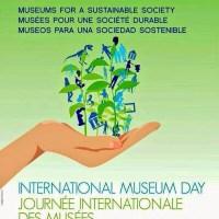 #MuseumDay 2015 Día Internacional de los Museos