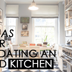 Kitchen Update Ideas Pictures Of 7 For Updating An Old Erika Ward Interiors Atlanta Home