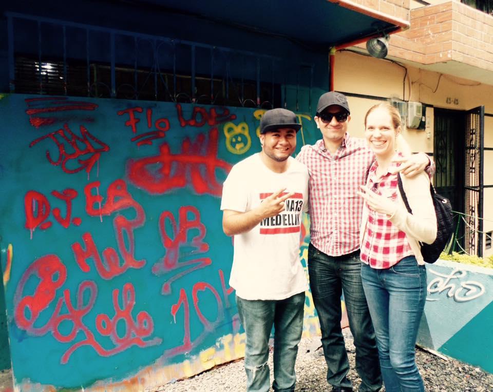 Medellin Graffiti Tour