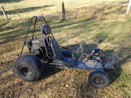 Cleveland - Dingo Go Cart PIC: CW