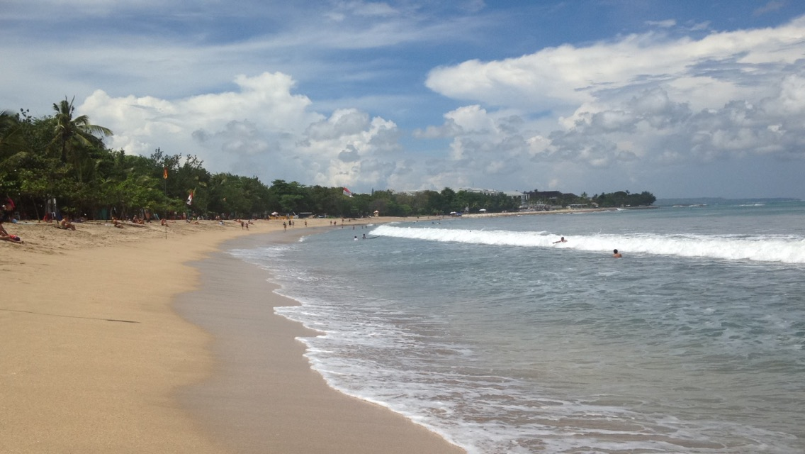 Bali - Kuta Beach PIC: KD