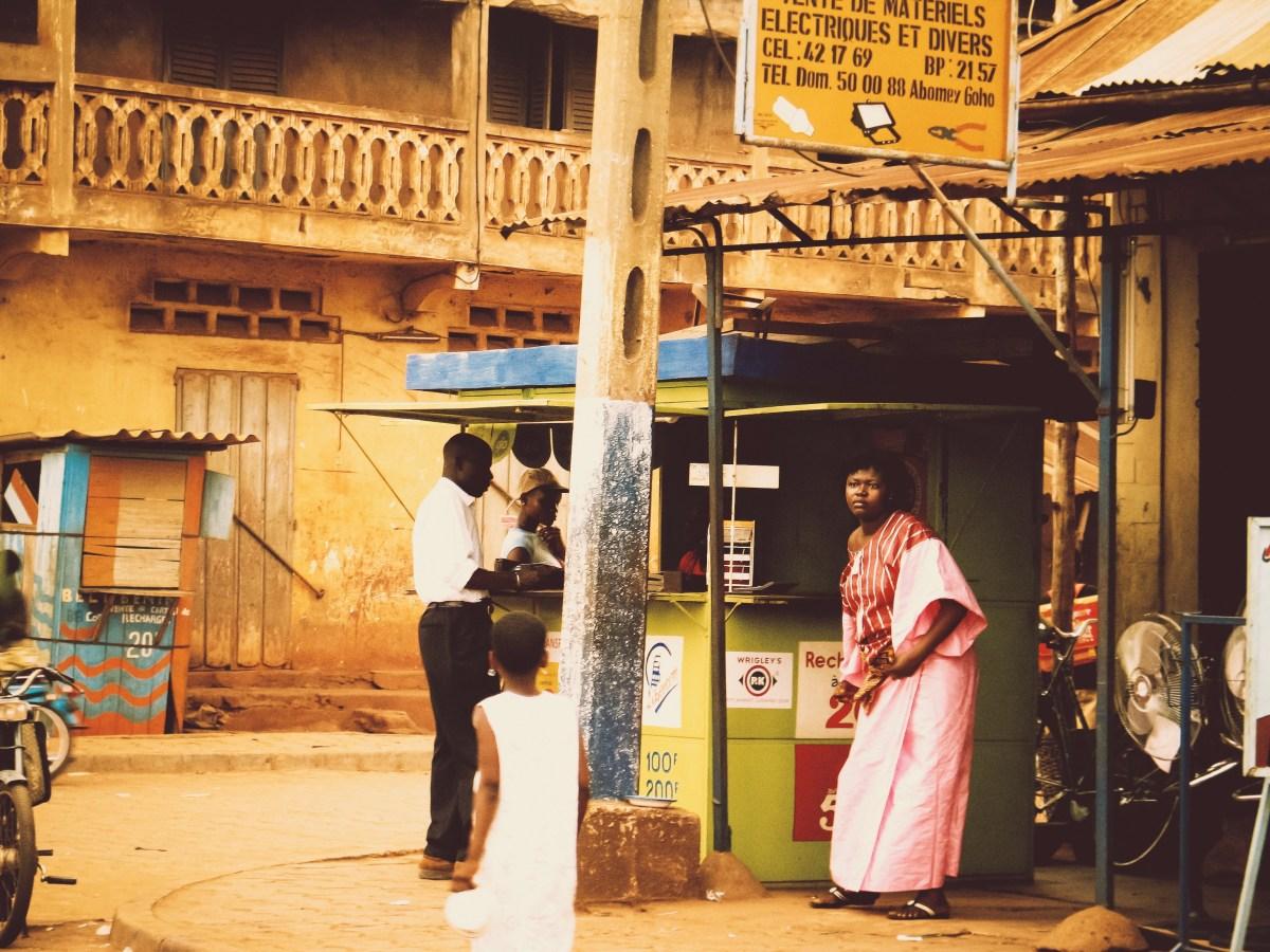 Cotonou, Benin: A Graduation Trip