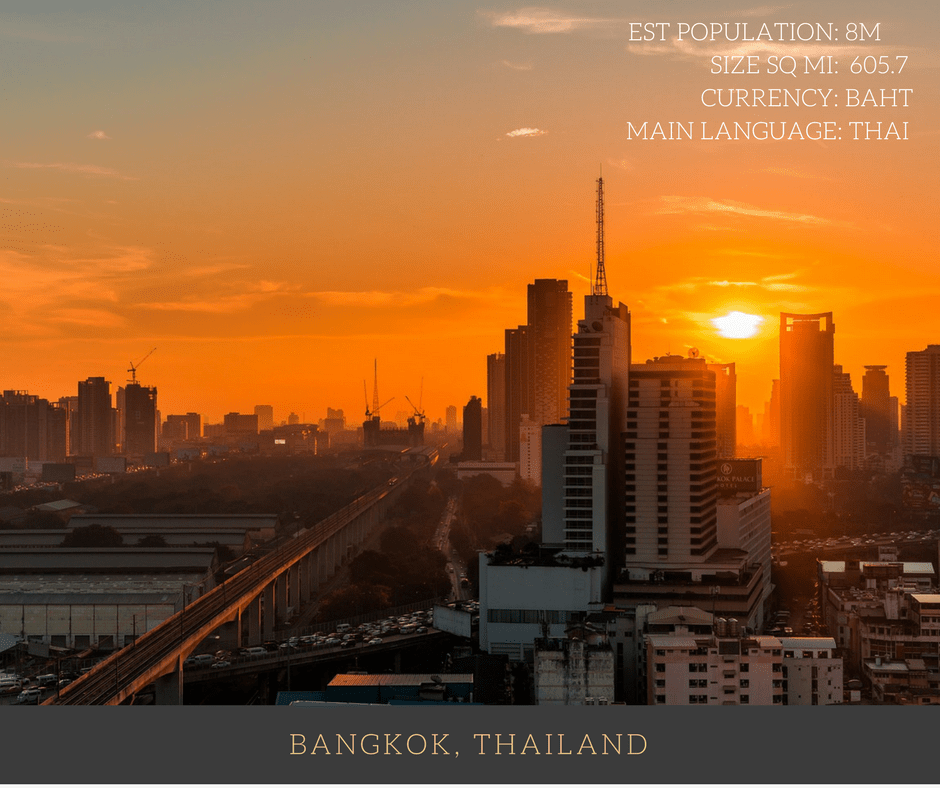Bangkok, Thailand: How to Become an English Teacher