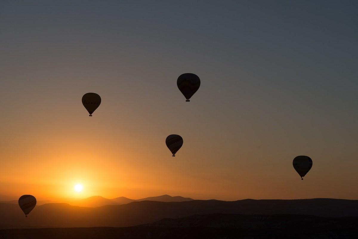 Arizona - Hot Air Balloon