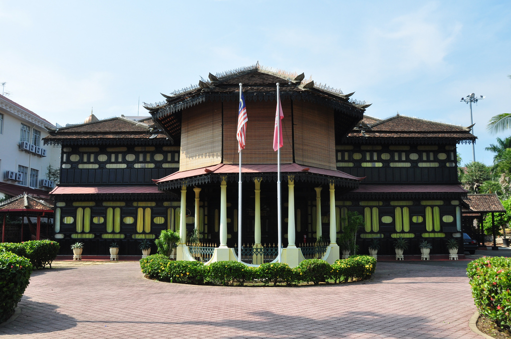 Kota Bharu - Museum of Royal Traditions and Customs