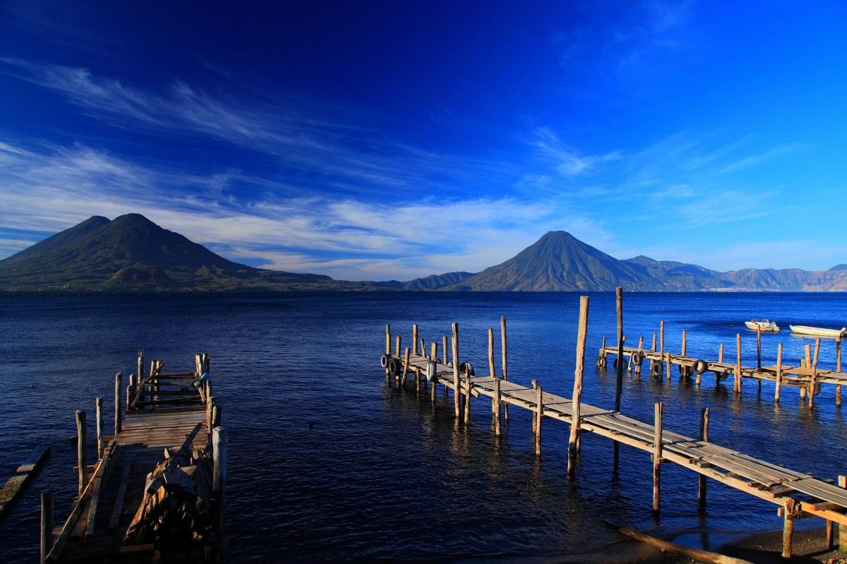 Guatemala - Lake