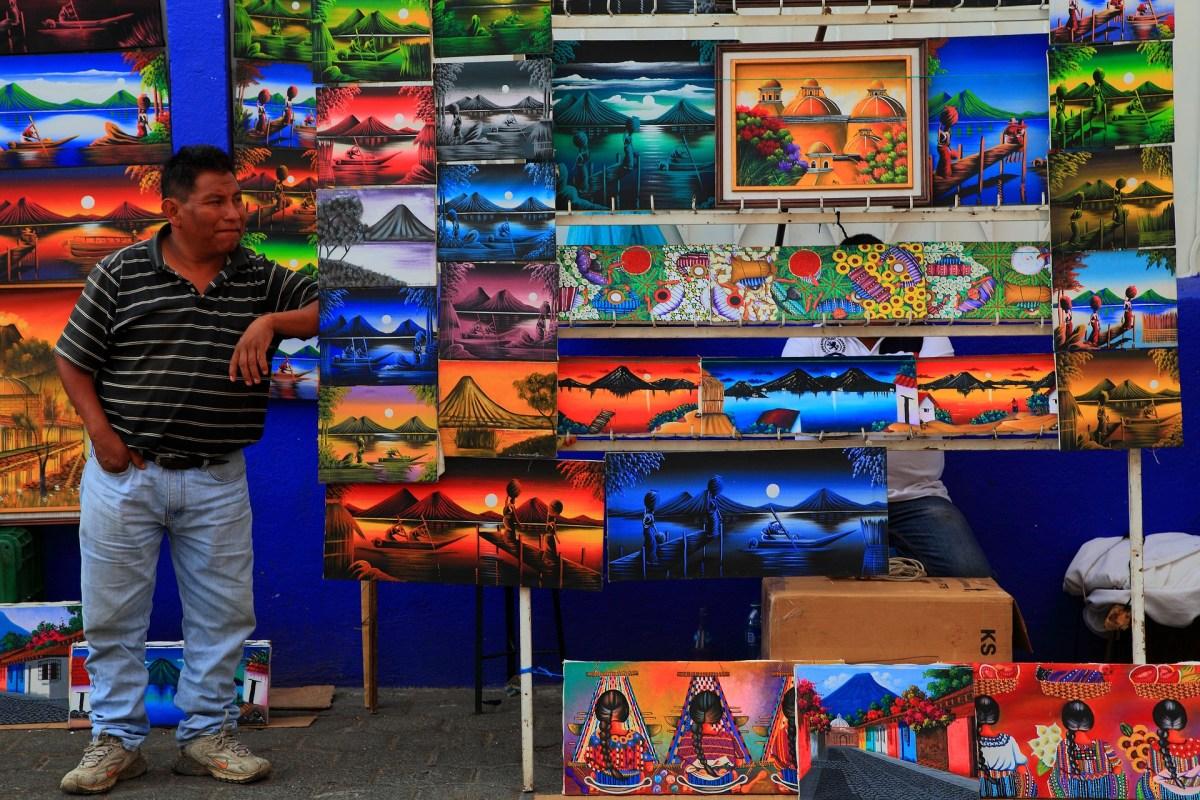 Guatemala - Paintings