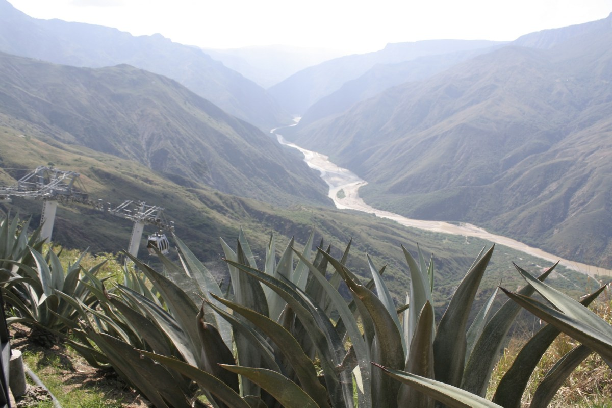 Colombia - Mountains