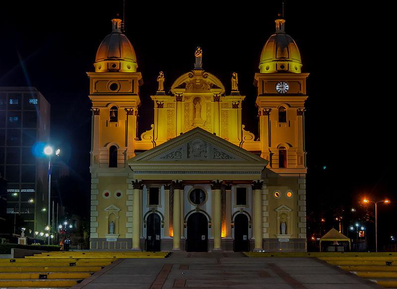 Maracaibo - La Basilica La Chinita PIC: KH