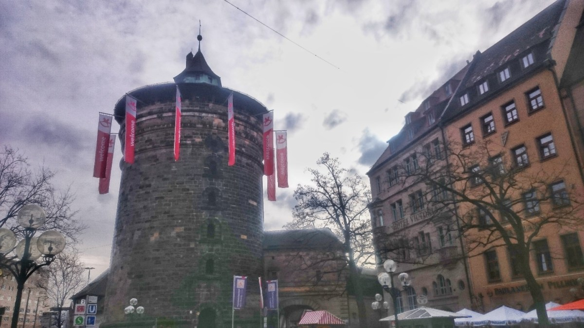 Centre of Nuremberg PIC: JS