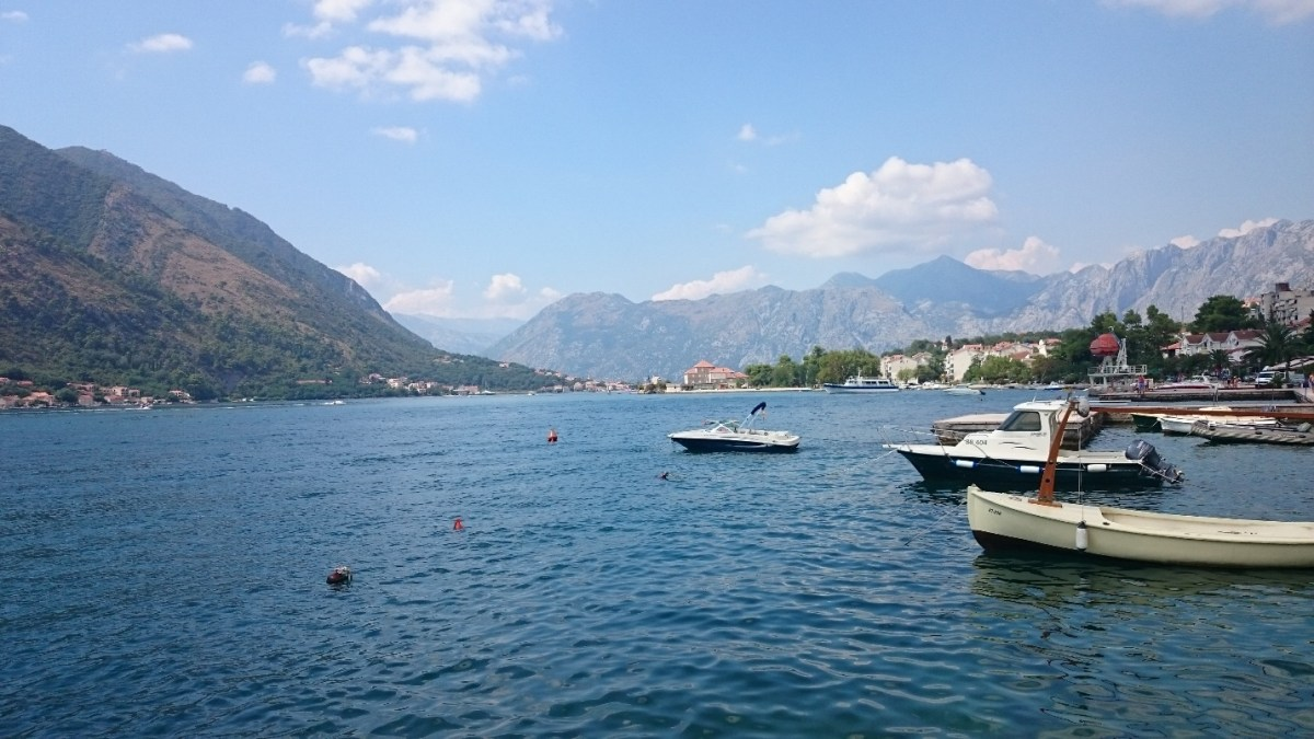 Kotor, Montenegro - Just 1 Minute from Our House. PIC: JS