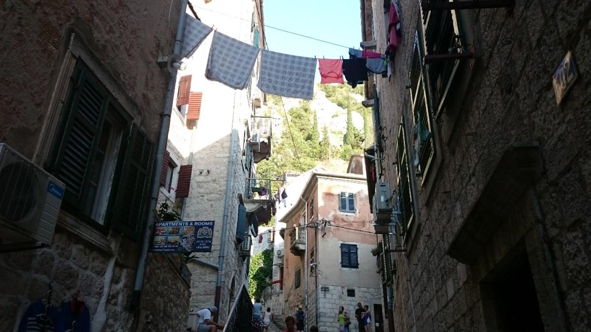 Kotor, Montenegro - Old Town PIC: JS