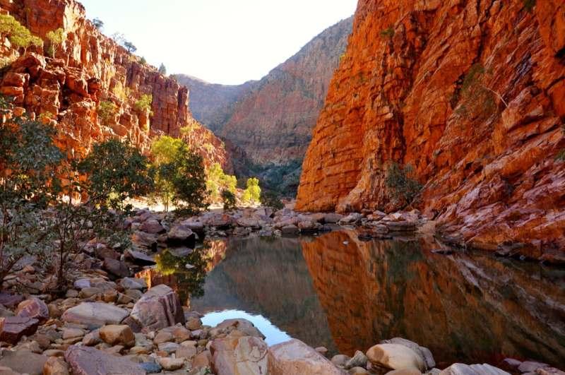 Larapinta Trail, Australia