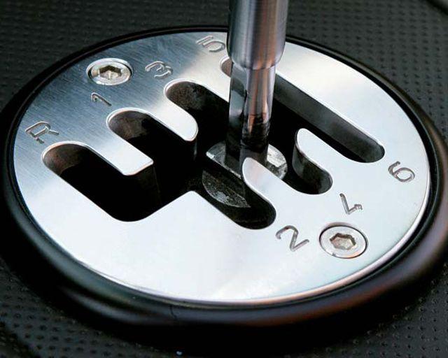 Murcielago Gated Manual Close-up