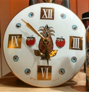 Georges Briard clock