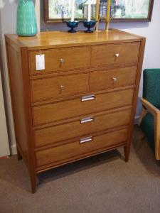 Basic-Witz Chest of Drawers