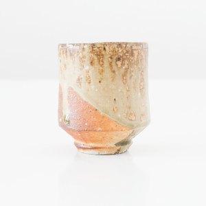 Erik Haugsby Yunomi Cup Wood ash Woodfired Handmade Pottery Ceramics