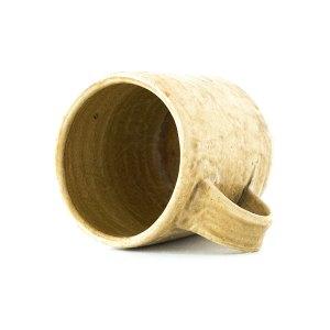 Erik Haugsby Mug Green Handmade Pottery Ceramics