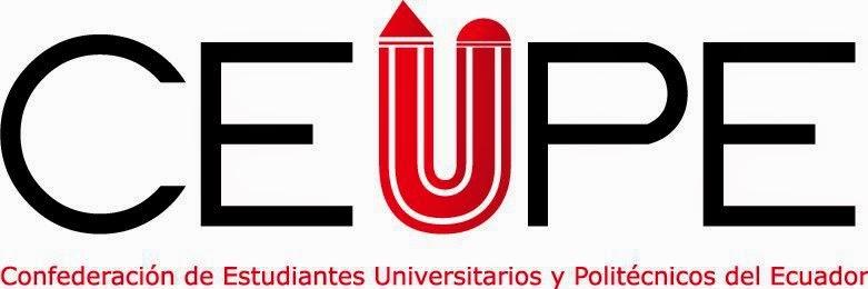 Confederación de Estudiantes del Ecuador (2/6)