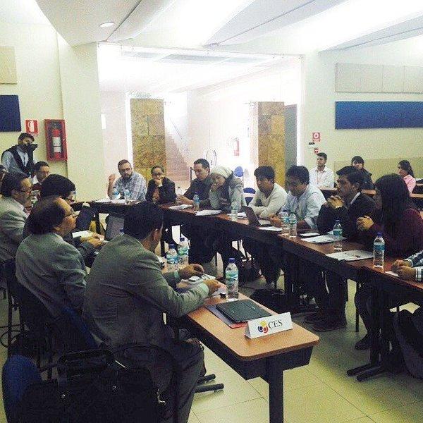 No fueron solo aranceles - Federación Nacional de Estudiantes Universitarios Particulares del Ecuador – FEUPE – (5/6)