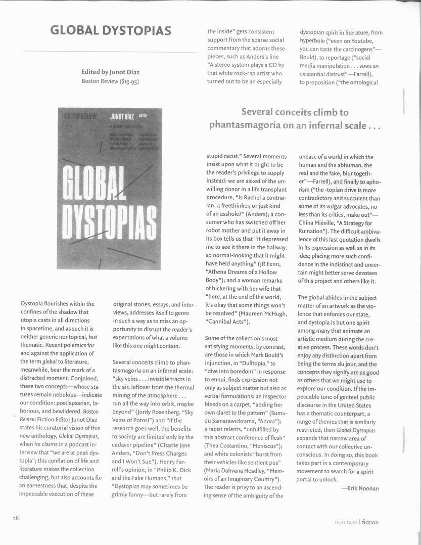 Erik_Noonan_Nowhere_Snaps_Review_of_Global_Dystopias_Edited_by_Junot_Diaz