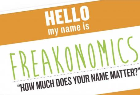 Freakonomics How much does your name matter