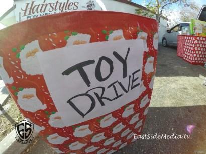 El Sereno Toy Drive