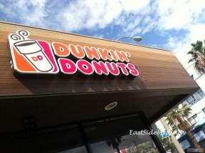 Dunkin Donuts Santa Monica