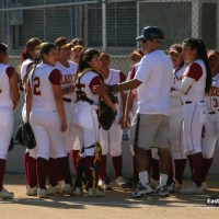 Roosevelt Lady Riders defeat South Gate 14-0 in Eastern League Opener
