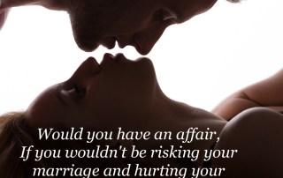 having an affair