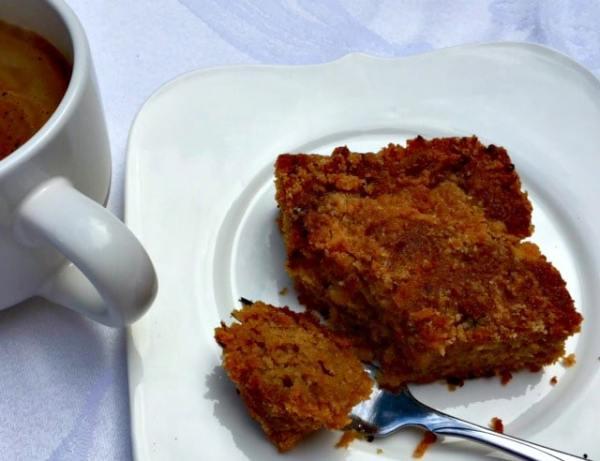 Kefir coffee cake