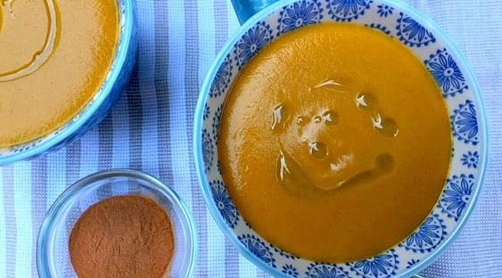 cappuccino butternut squash soup